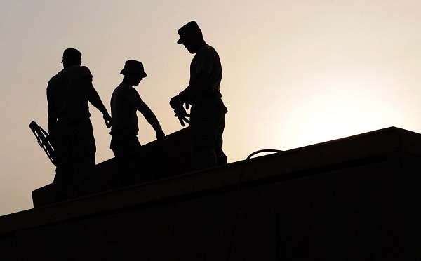 будівнича бригада
