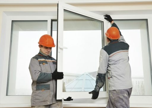 Монтаж вікон та установка