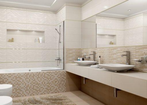 Як обкласти ванну плиткою