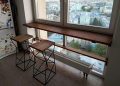 Як організувати робоче місце біля вікна