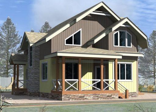 енергоефективний будинок