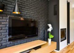 Імітація цегли на стіні своїми руками - опис різних технологій та практичні поради