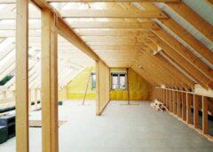 Помилки, допущені при зведенні конструкції даху, кроквяна система