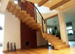 Як спроектувати сходи так, щоб вони були зручними та безпечними у користуванні?