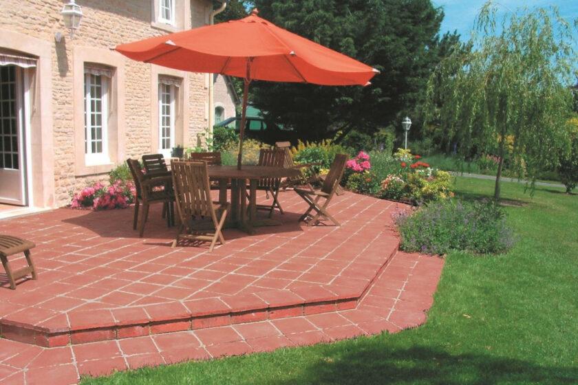 Ідея дешевої тераси до будинку. Бетонна тераса своїми руками. Покрокова інструкція