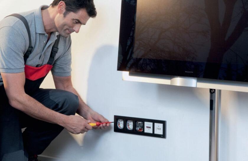 Правила розміщення розеток й вимикачів