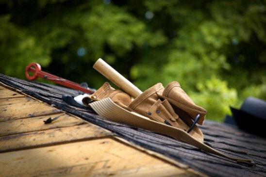 Ремонт даху - ремонт крівлі, реконструкція покрівлі