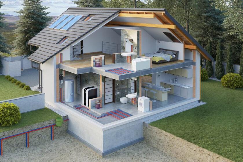 Ефективне опалення приватного будинку