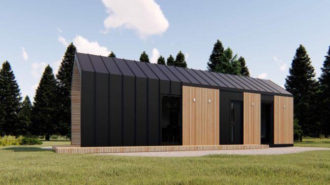 Готові мобільні модульні будинки - ціна