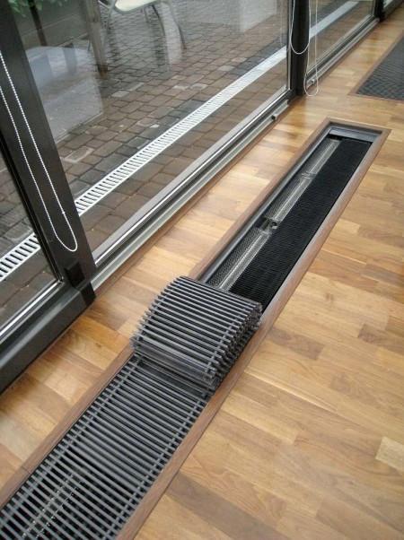 Траншейний нагрівач - найкращий спосіб компенсувати втрати тепла - Ефективне опалення приватного будинку