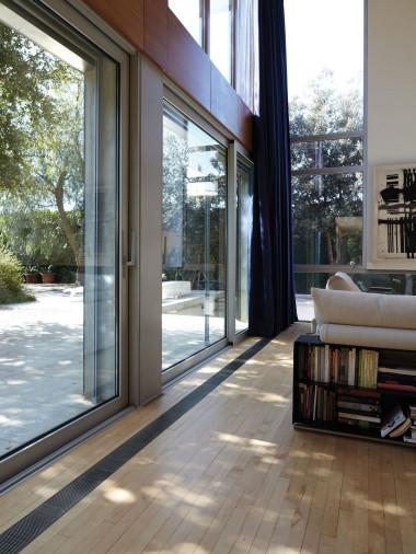 Траншейний нагрівач - Ефективне опалення приватного будинку
