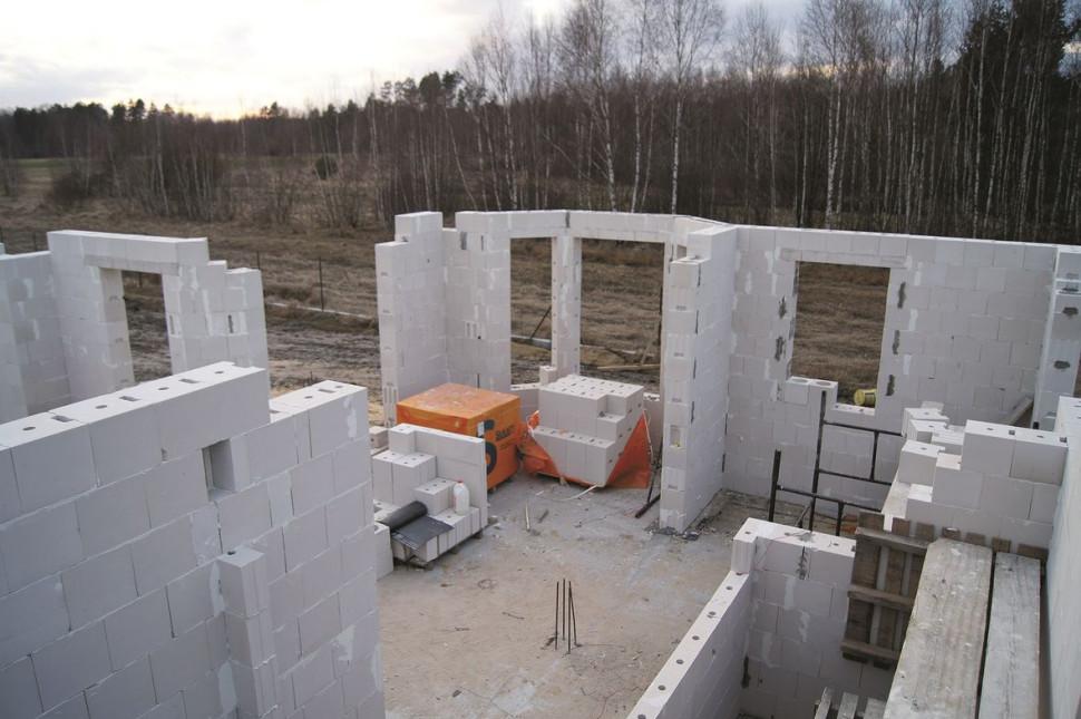 Зовнішні стіни з силікату - характеристики
