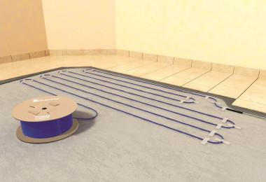 Підігрів підлоги. Чи варто користуватися теплою підлогою? - BudProfi