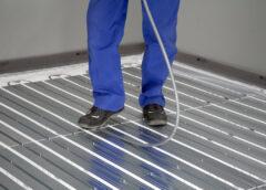 Підігрів підлоги. Чи варто користуватися теплою підлогою?