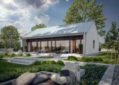 Барн хаус. ТОП 5 проєктів сучасного, простого будинку барнхаус