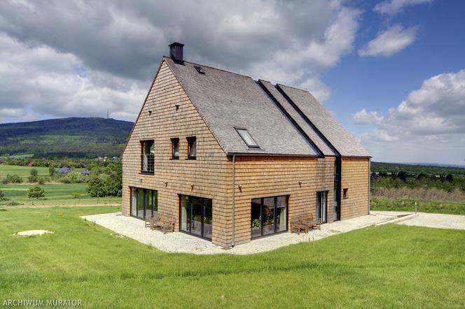 Який дах для сучасного будинку у стилі барнхаус
