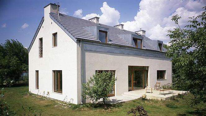 Енергоефективний будинок - форма